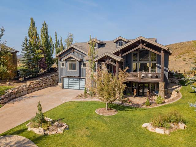3648 Wrangler Way, Park City, UT 84098 (MLS #12004166) :: Lawson Real Estate Team - Engel & Völkers
