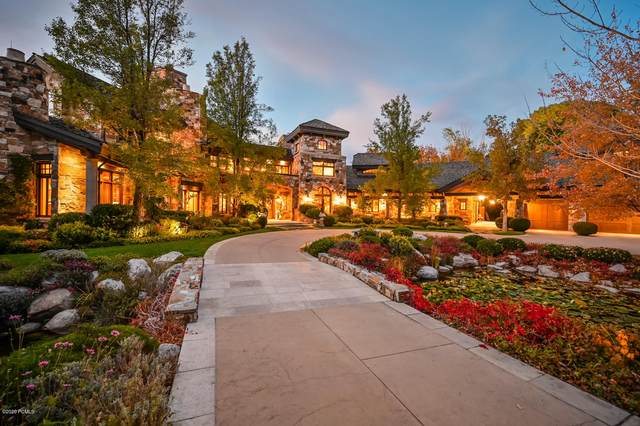 2750 E Creek Crossing Lane, Salt Lake City, UT 84121 (MLS #12004193) :: High Country Properties