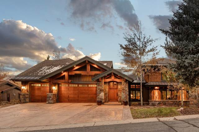 3000 Crestline Drive, Park City, UT 84060 (MLS #12004220) :: High Country Properties