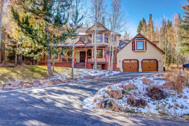 3431 Big Spruce Way, Park City, UT 84098 (MLS #12004221) :: Park City Property Group