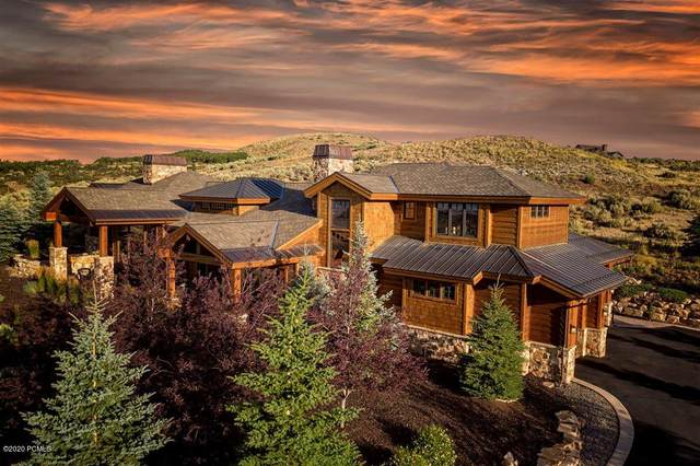 9021 N Promontory Ridge Drive, Park City, UT 84098 (MLS #12004237) :: Park City Property Group