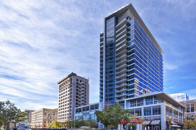 35 E 100 South #1902, Salt Lake City, UT 84111 (MLS #12004247) :: Lookout Real Estate Group