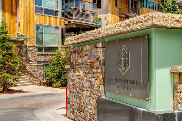 6702 Stein Circle #131, Park City, UT 84060 (MLS #12004318) :: Lookout Real Estate Group