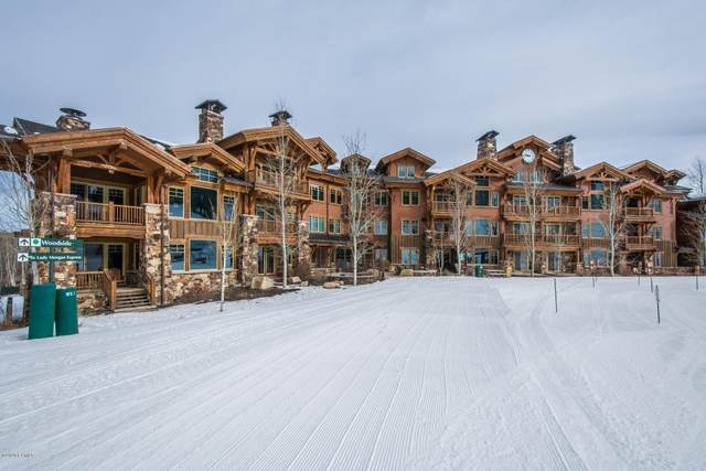 8777 Marsac Avenue #405, Park City, UT 84060 (#12004324) :: Red Sign Team