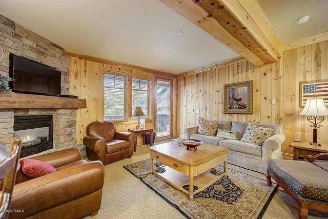 2550 Deer Valley Drive #101, Park City, UT 84060 (MLS #12004325) :: Park City Property Group