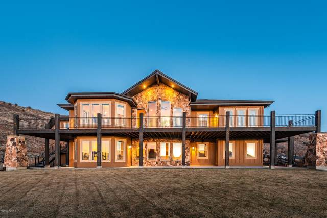 190 Greener Hills Lane, Heber City, UT 84032 (MLS #12004349) :: Park City Property Group