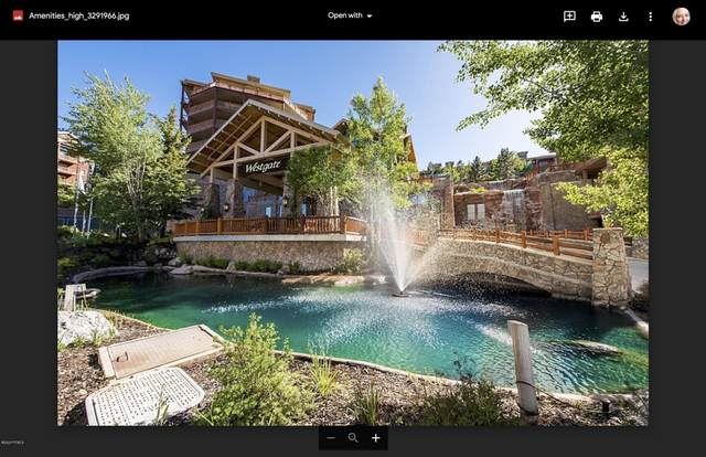 Address Not Published, Park City, UT 84098 (MLS #12004355) :: Park City Property Group