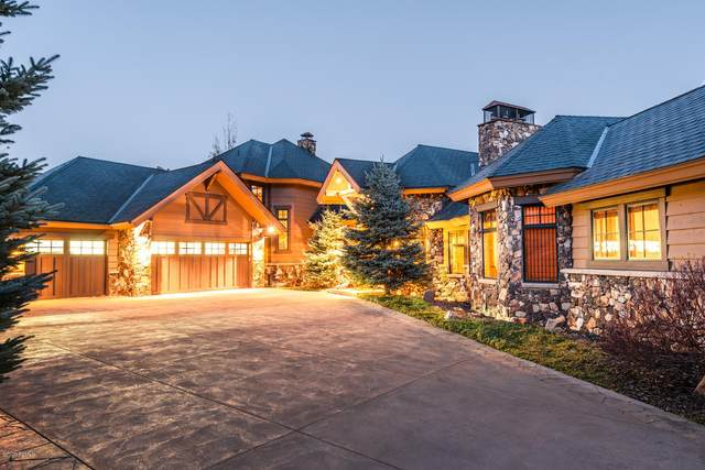 2998 W Deer Crest Estates Drive, Park City, UT 84060 (MLS #12004378) :: Park City Property Group