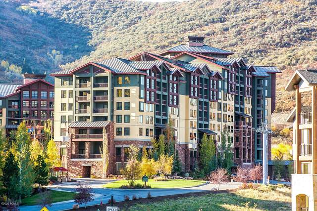 3855 N Grand Summit Drive 480/482 Q3, Park City, UT 84098 (MLS #12004383) :: Lookout Real Estate Group