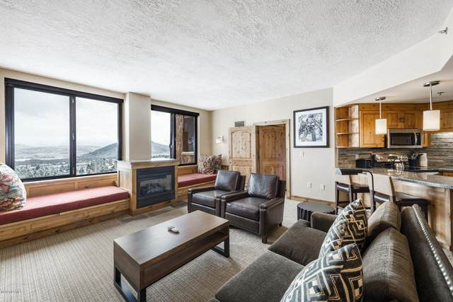 3855 N Grand Summit Drive #124, Park City, UT 84098 (MLS #12004402) :: Lookout Real Estate Group