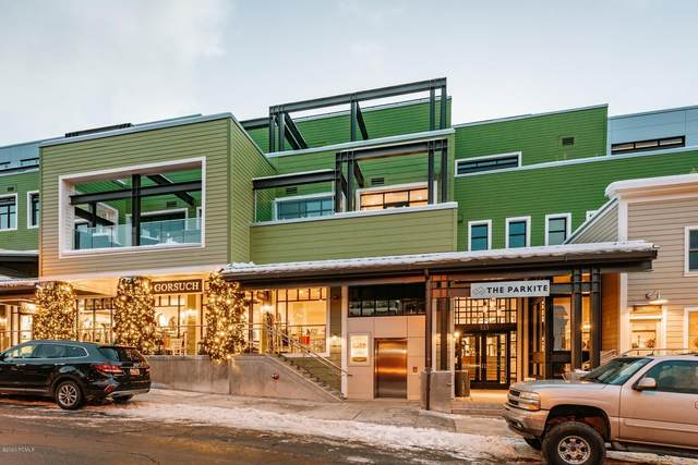 333 Main Street #33, Park City, UT 84060 (MLS #12004429) :: Lookout Real Estate Group