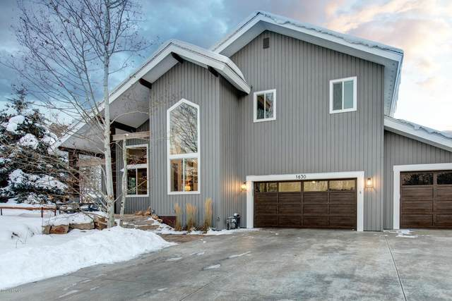 1630 Park Place, Park City, UT 84098 (MLS #12004436) :: High Country Properties