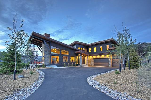 836 E Canyon Gate Road, Park City, UT 84098 (MLS #12004437) :: Park City Property Group
