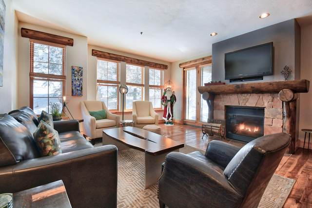2900 E Deer Valley Drive #3205, Park City, UT 84060 (MLS #12004444) :: Park City Property Group