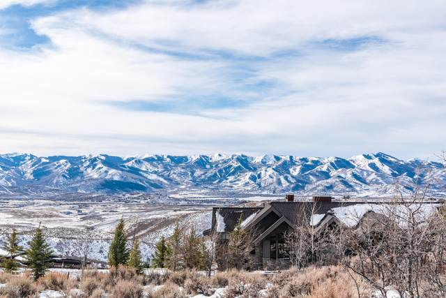 2603 E Canyon Gate Road, Park City, UT 84098 (MLS #12004475) :: Park City Property Group