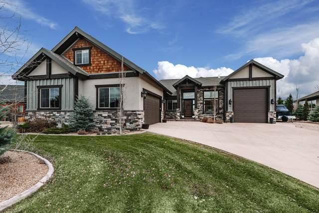 830 W Summit Haven Circle, Francis, UT 84036 (MLS #12004481) :: Park City Property Group