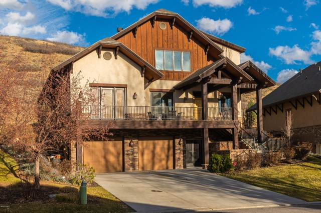 1358 Montaban Way, Midway, UT 84049 (MLS #12004504) :: Lookout Real Estate Group