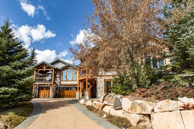 3565 Oak Wood Drive, Park City, UT 84060 (MLS #12004512) :: Park City Property Group