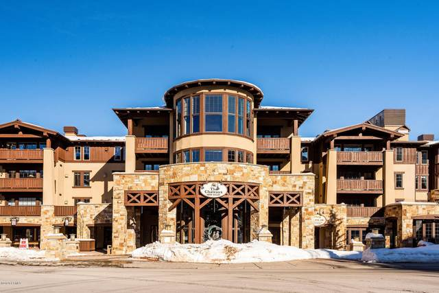 7815 Royal Street A-410, Park City, UT 84060 (MLS #12004523) :: Park City Property Group