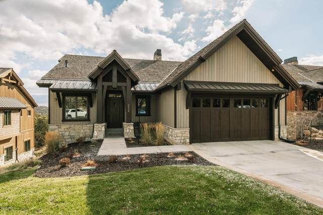 2536 Red Knob Way, Heber City, UT 84032 (MLS #12004544) :: High Country Properties