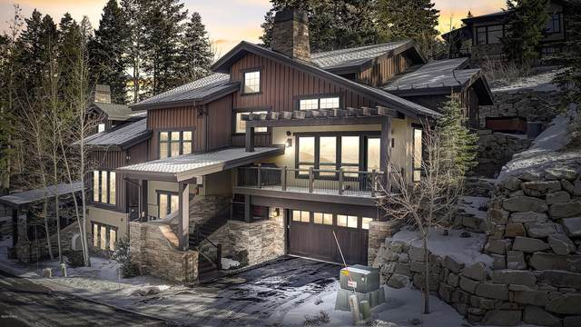 6559 Lookout Drive #25, Park City, UT 84060 (MLS #12004566) :: Park City Property Group