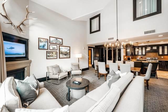 2100 W Frostwood Boulevard #7102, Park City, UT 84098 (MLS #12004573) :: Summit Sotheby's International Realty