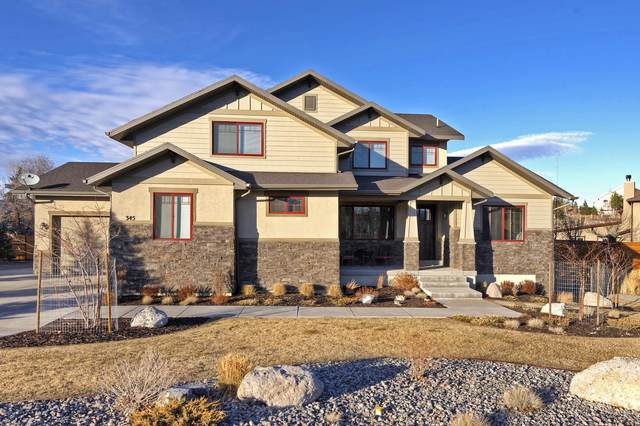 345 Starview Drive, Park City, UT 84098 (MLS #12004590) :: Park City Property Group