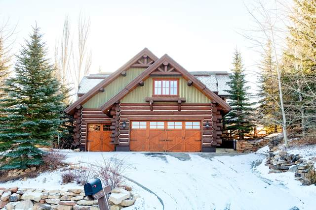 2595 Aspen Springs Drive, Park City, UT 84060 (MLS #12004599) :: Lookout Real Estate Group
