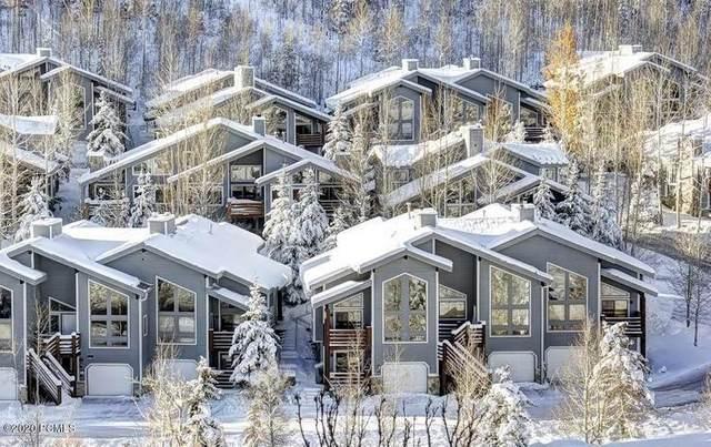 1078 Stonebridge Circle, Park City, UT 84060 (MLS #12004630) :: High Country Properties