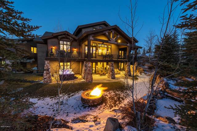 685 Hollyhock Street, Park City, UT 84098 (MLS #12004639) :: Summit Sotheby's International Realty