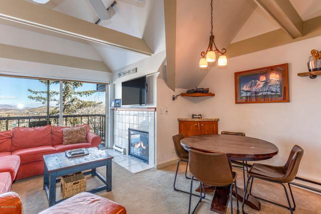 1385 Lowell Avenue #201, Park City, UT 84060 (MLS #12004641) :: Lookout Real Estate Group
