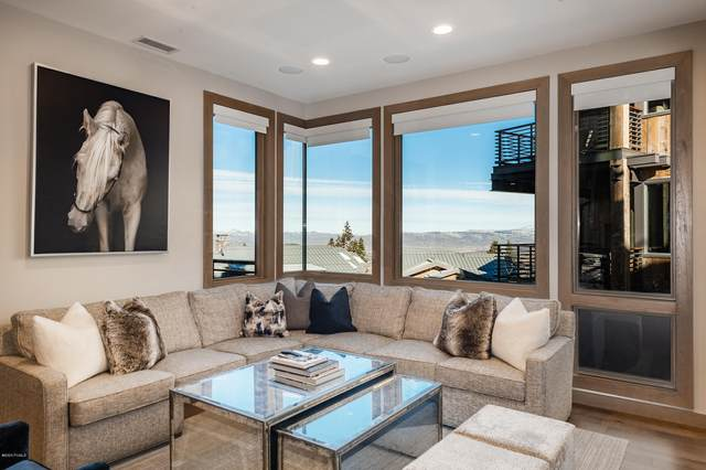 7101 Stein Circle #441, Park City, UT 84060 (MLS #12004719) :: Lookout Real Estate Group