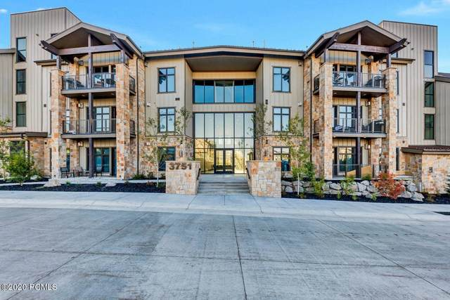 3751 Blackstone Drive 3L, Park City, UT 84098 (MLS #12004791) :: Lookout Real Estate Group