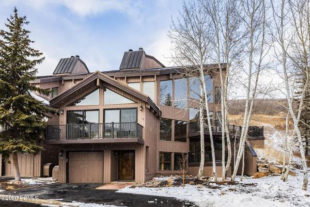 1375 Pinnacle Drive #70, Park City, UT 84060 (MLS #12004895) :: Lookout Real Estate Group
