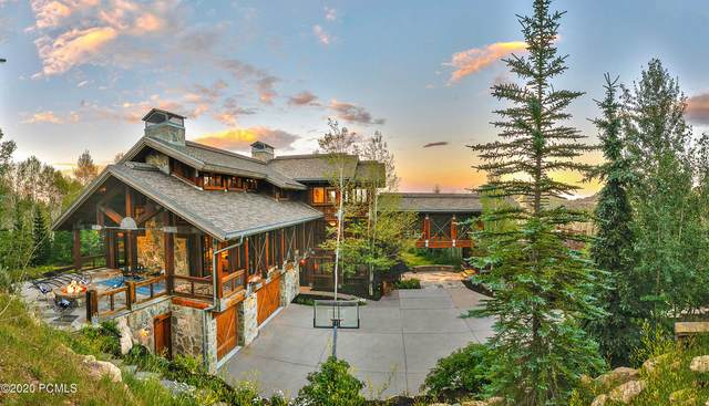 72 White Pine Canyon Road, Park City, UT 84060 (MLS #12004919) :: High Country Properties