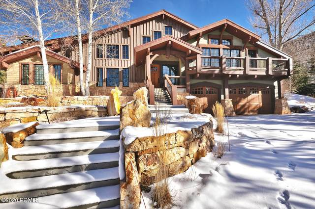 2720 Telemark Drive, Park City, UT 84060 (MLS #12004936) :: Lawson Real Estate Team - Engel & Völkers