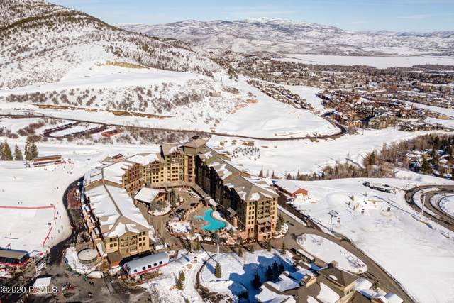 3855 Grand Summit Drive 414/416 Q2, Park City, UT 84098 (MLS #12004954) :: Lookout Real Estate Group