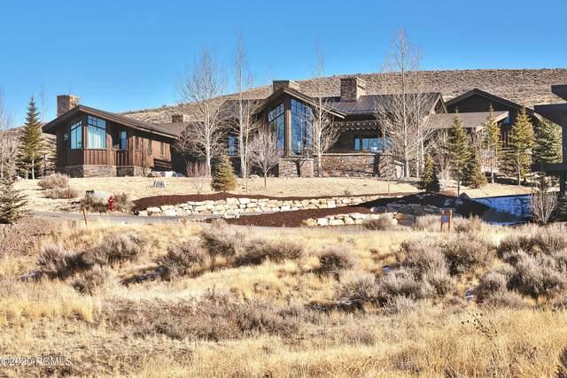 6338 Dakota Trail, Park City, UT 84098 (MLS #12004963) :: Lookout Real Estate Group