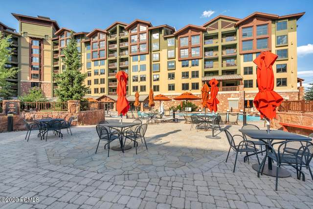 3855 Grand Summit Drive #366, Park City, UT 84098 (MLS #12004976) :: Lookout Real Estate Group