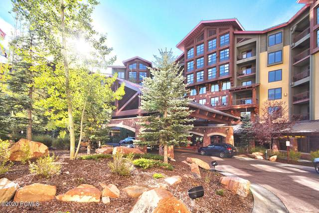 3855 Grand Summit Drive 321 Q1, Park City, UT 84098 (MLS #12005014) :: Summit Sotheby's International Realty