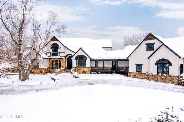 5750 N Franson Lane, Oakley, UT 84055 (MLS #12005045) :: High Country Properties