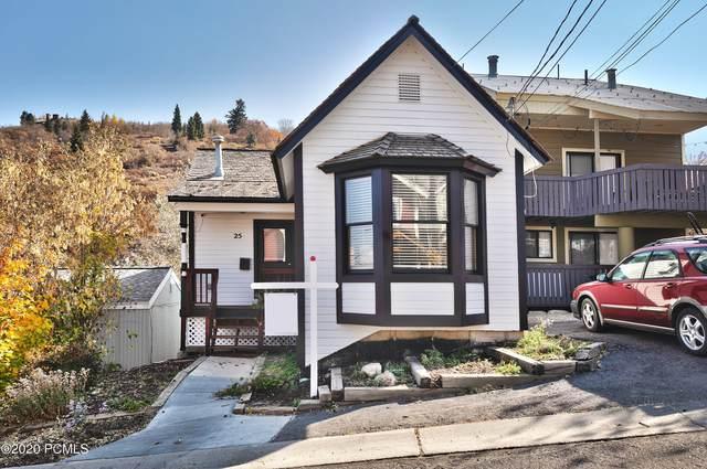 25 Prospect Avenue, Park City, UT 84060 (MLS #12100001) :: Lookout Real Estate Group