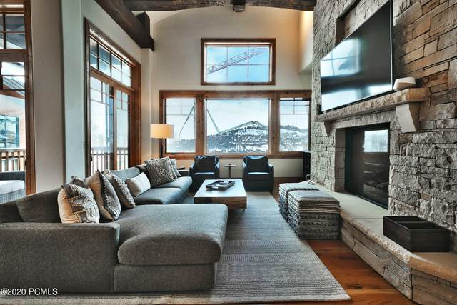 8902 Empire Club Drive #502, Park City, UT 84060 (MLS #12100008) :: Lookout Real Estate Group