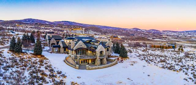 8066 N Red Fox Court, Park City, UT 84098 (MLS #12100048) :: Summit Sotheby's International Realty