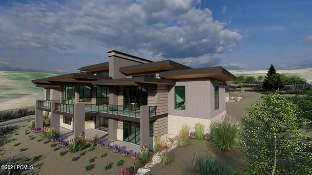 4219 Aspen Camp Loop, Park City, UT 84098 (MLS #12100060) :: High Country Properties