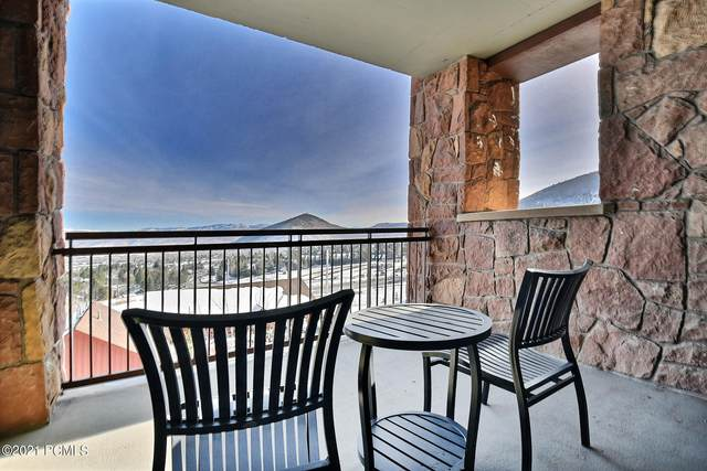 3855 Grand Summit Drive #120, Park City, UT 84098 (MLS #12100111) :: Lookout Real Estate Group
