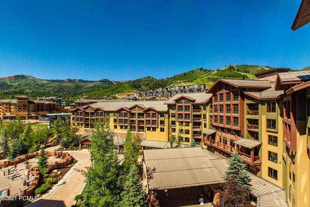3855 N Grand Summit Drive 308 Q1, Park City, UT 84098 (MLS #12100113) :: Lookout Real Estate Group