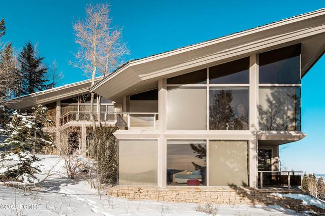 7955 Red Tail Court, Park City, UT 84060 (MLS #12100116) :: Lookout Real Estate Group