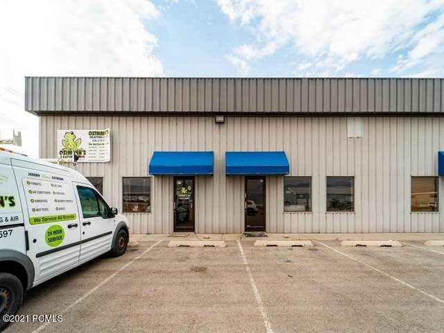 483 W Airport Road, Heber City, UT 84032 (MLS #12100168) :: High Country Properties
