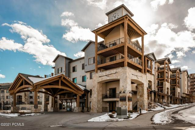 2653 Canyons Resort Drive #224, Park City, UT 84098 (MLS #12100213) :: Summit Sotheby's International Realty